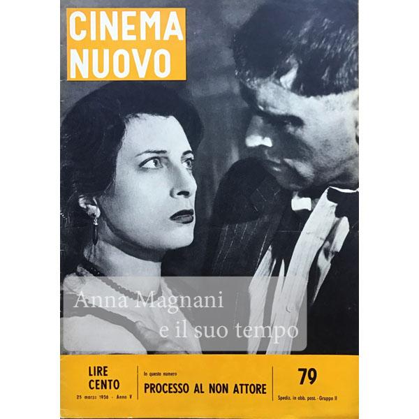 Anna Magnani e Burt Lancaster