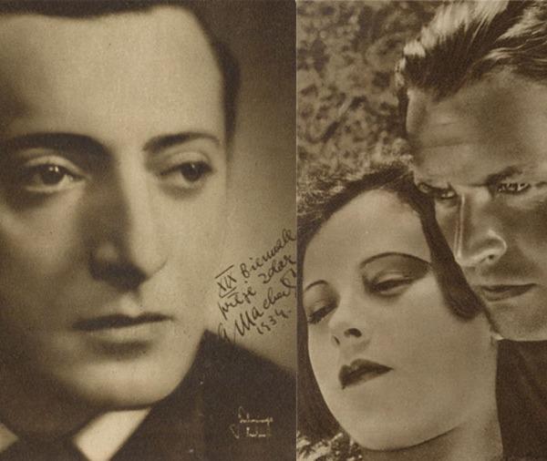 Estasi di Gustav Machatý Mostra di venezia 1934