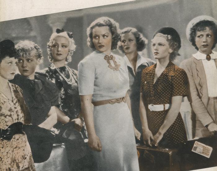 Eravamo sette sorelle regia di Nunzio Malasomma