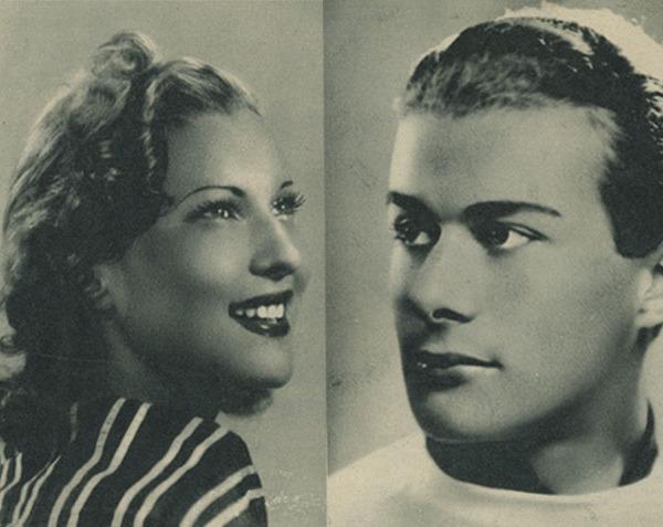 Mariella Lotti e Massimo Segato