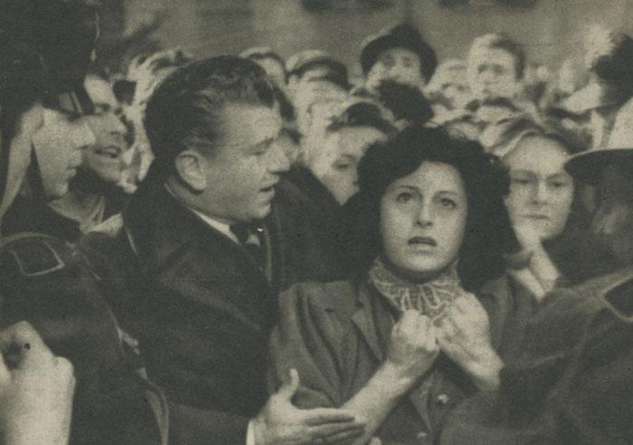 Gino Cervi Anna Magnani