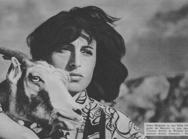 Anna Magnani in Vulcano di William Dieterle