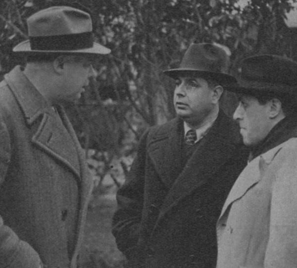 Jean Renoir, Aristide Raimondi