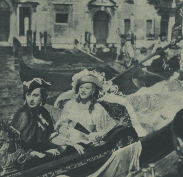 Anna Magnani e Annie Vernay