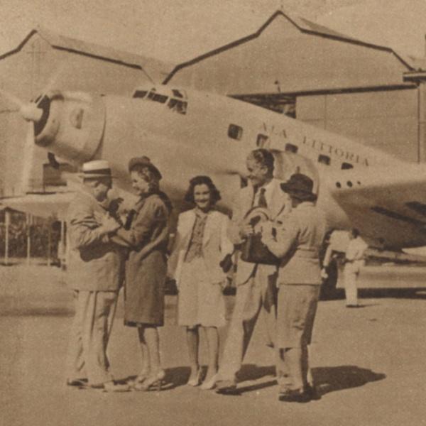 Alida Valli, Lilia Silvi, Amedeo Nazzari