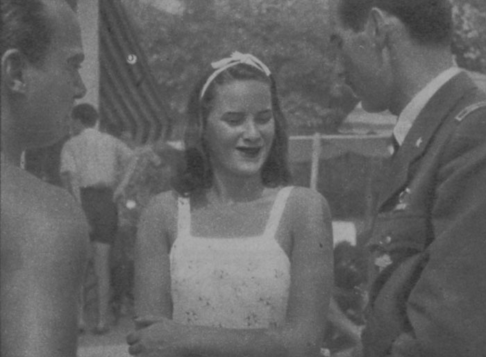 Alida Valli a Venezia, settembre 1941