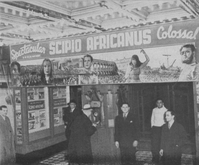 Cinecittà Theatre a New York