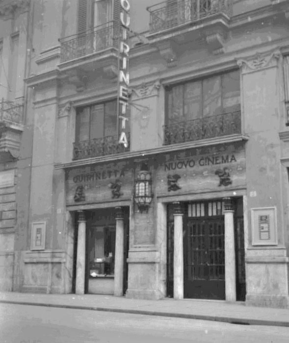 Nuovo Cinema Quirinetta Roma