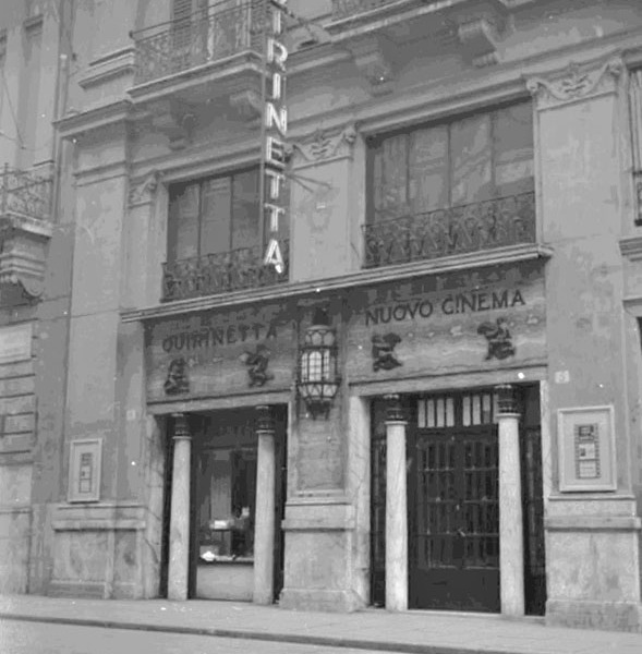Nuovo Cinema Quirinetta Roma