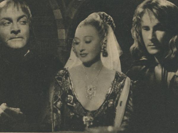 Osvaldo Valenti, Clara Calamai, Amedeo Nazzari