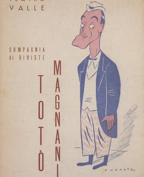 Compagnia di riviste Totò Magnani