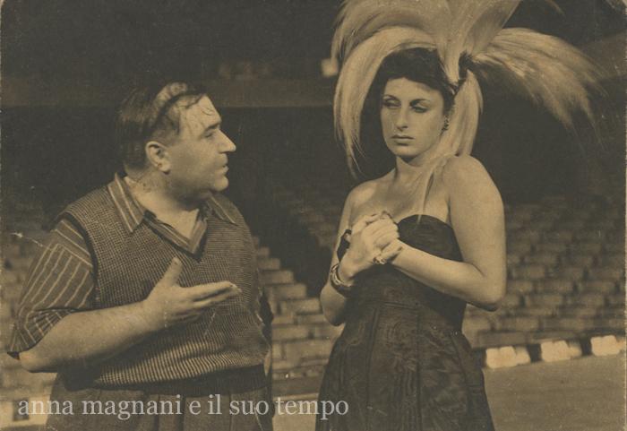 Anna Magnani, Loletta, Teresa Venerdì 1941